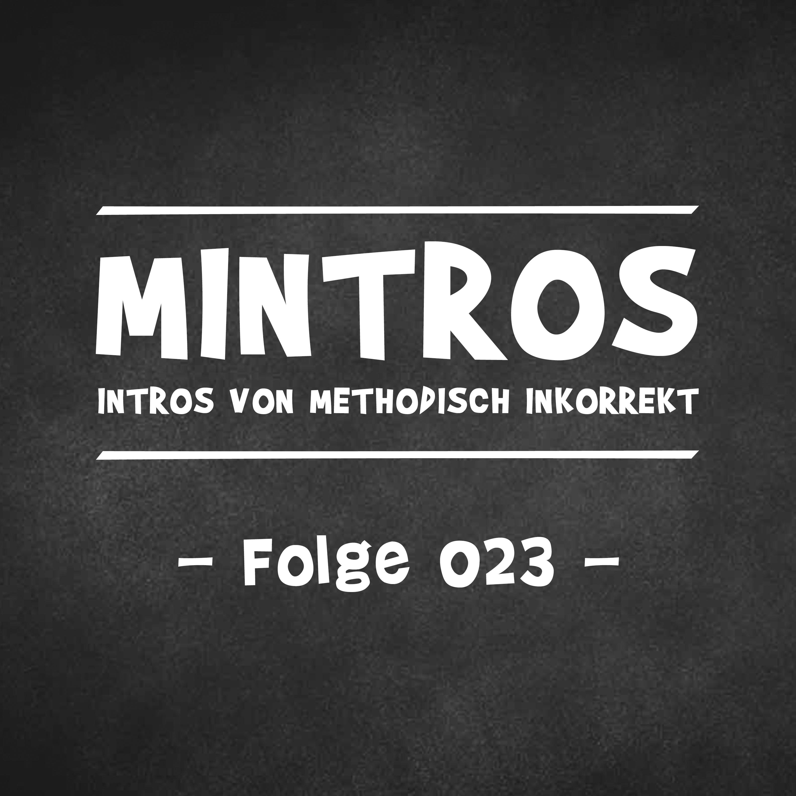 MII023 kein Intro