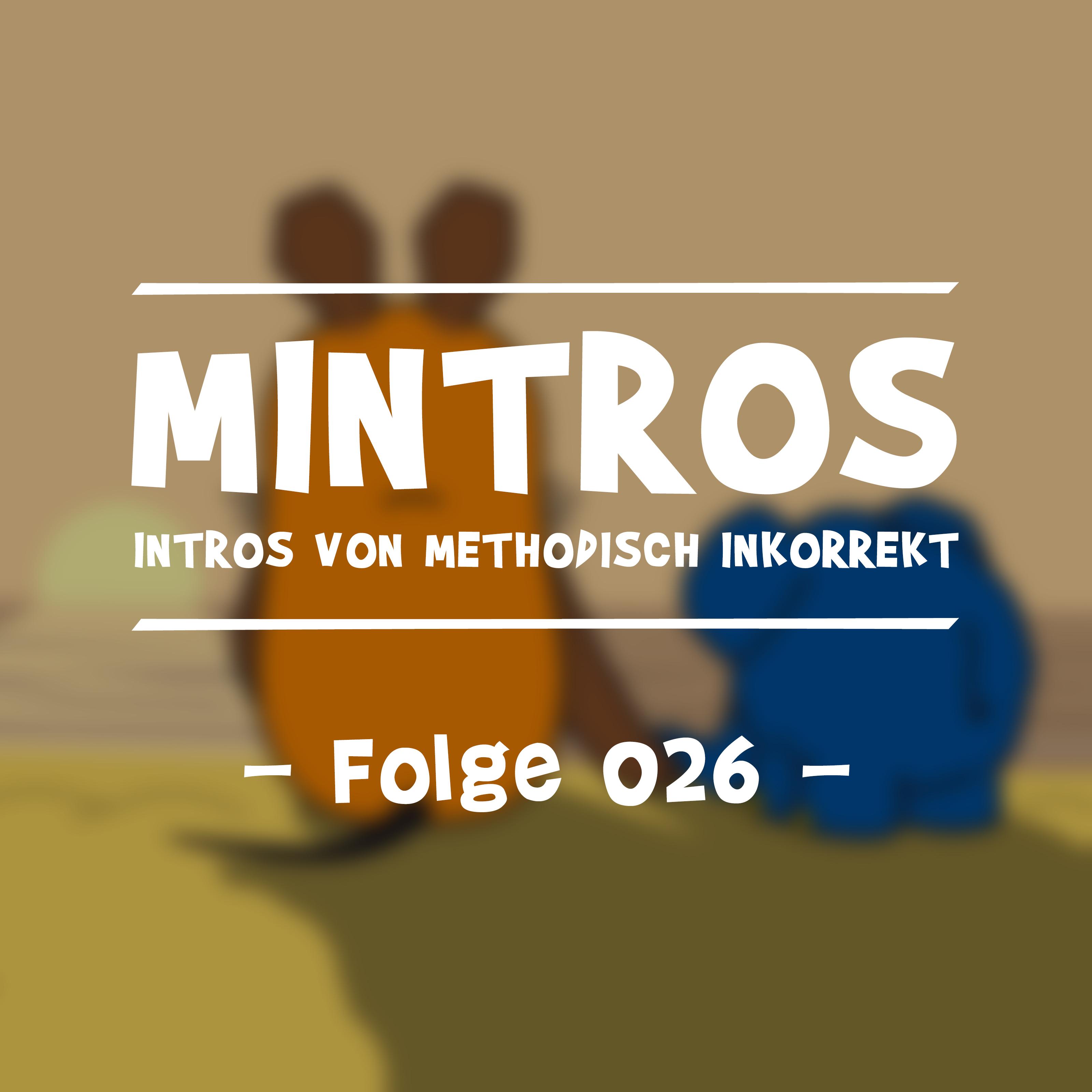 MII026 Sendung mit dem Reinhard und dem Nicolas